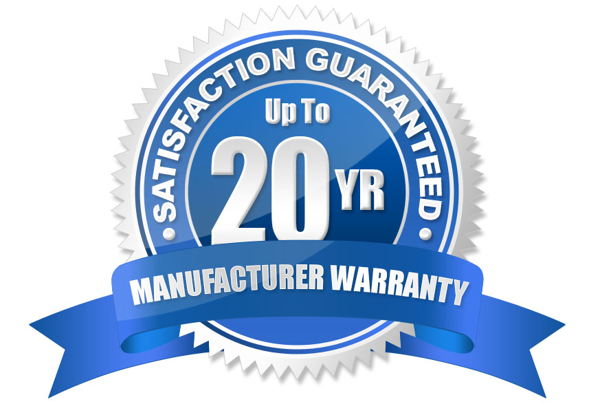 Commercial roof warranty